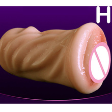 Sex Toys for Men Artificial Vagina Pocket Pussy Silicone Soft Deep Throat Suck Male Masturbation Cup 8 Styles Adult Product
