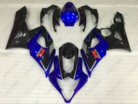 Fairings GSXR 1000 2005 2006 K5 Black Blue Abs Fairing GSXR 1000 06 Fairing Kits for Suzuki GSXR1000 2005