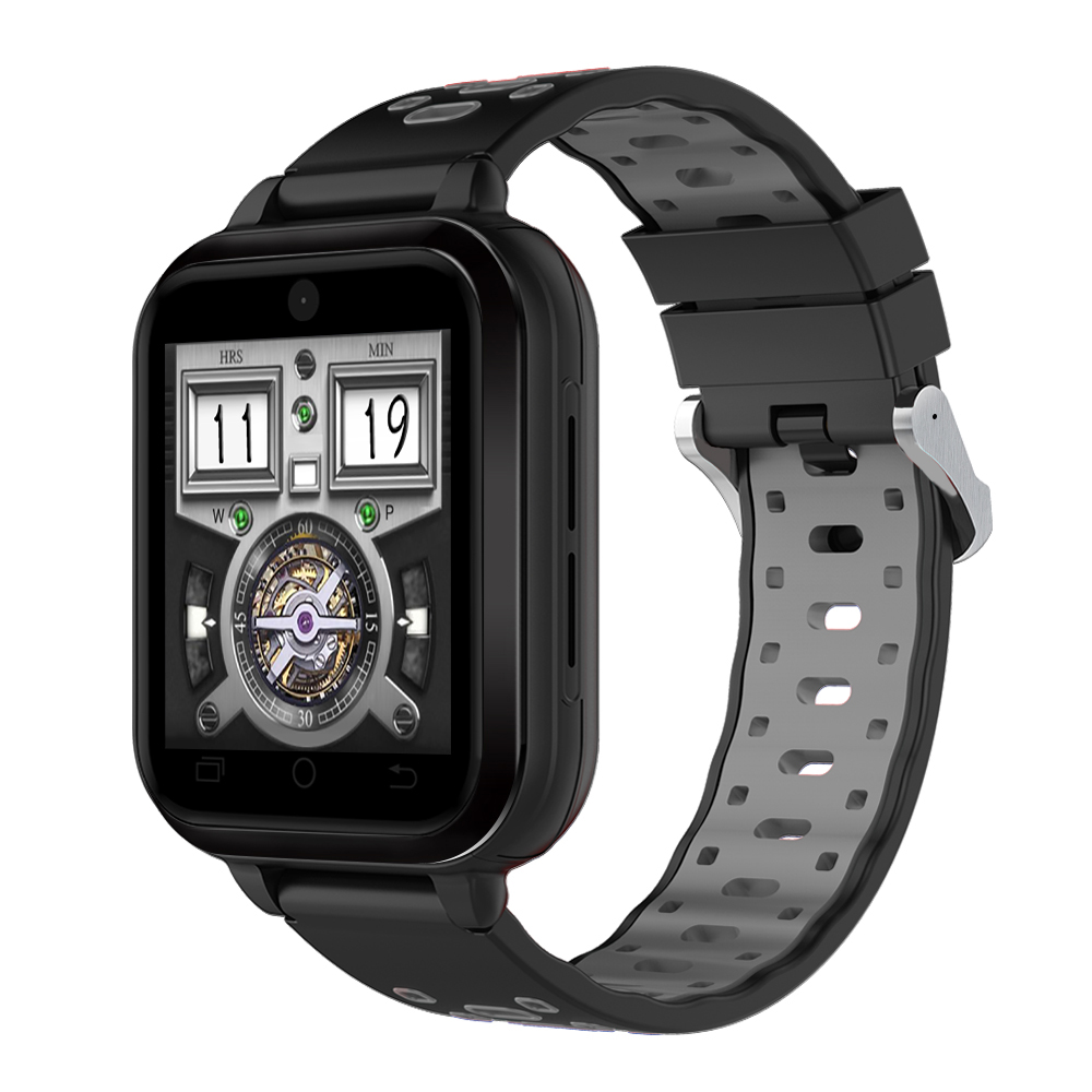 Galleria fotografica FINOW Q1 PRO 4G <font><b>Smartwatch</b></font> Phone IP67 Waterproof 1.54 inch Android 6.0 MTK6737 Quad Core 1.3GHz GPS Single Touch Bluetooth
