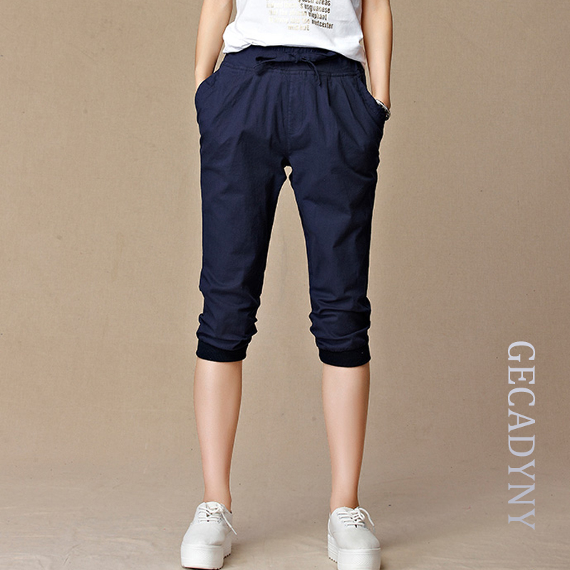 Popular Elastic Waist Linen Pants-Buy Cheap Elastic Waist Linen ...