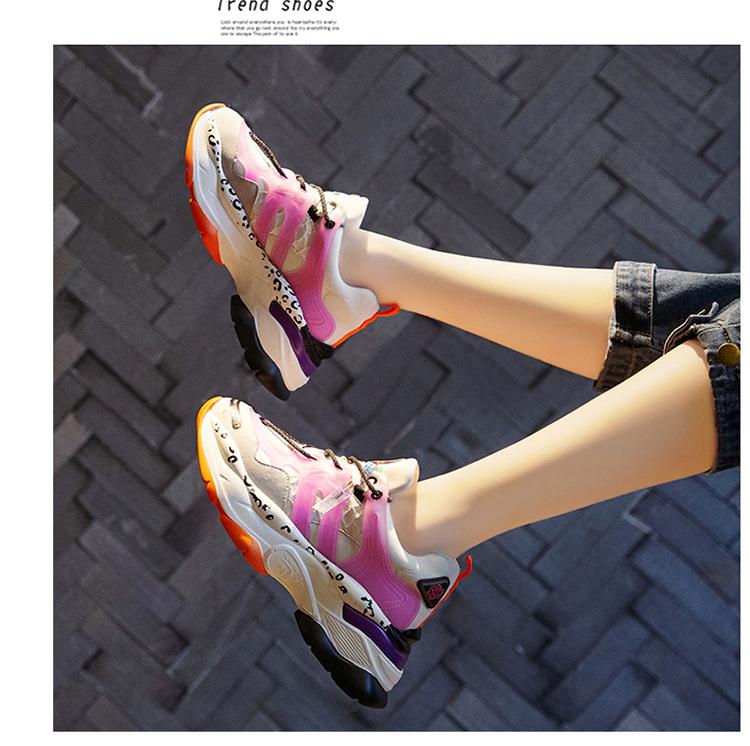 Colorful Graffiti Sneakers 5