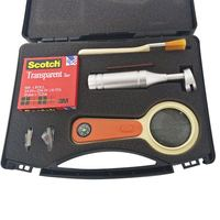 Hechting Tester Instructie Cross-Cut Tester Tool Onderdelen