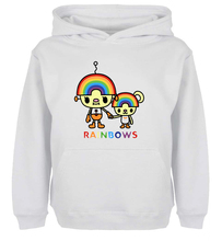 Unisex Fashion Death metal music heavy unicorn rainbow  Design Hoodie Men's Boy's Women's Girl's Sweatshirt Tops Printed Hoody