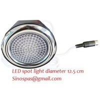 Ethink Complete Spa LED Spot Light Diameter 12 5 Cm 4 Pins Ethink Plug Cable