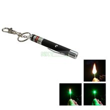 Best Buy Burn Match 532nm Open-back Green Laser Pointer with Keychain