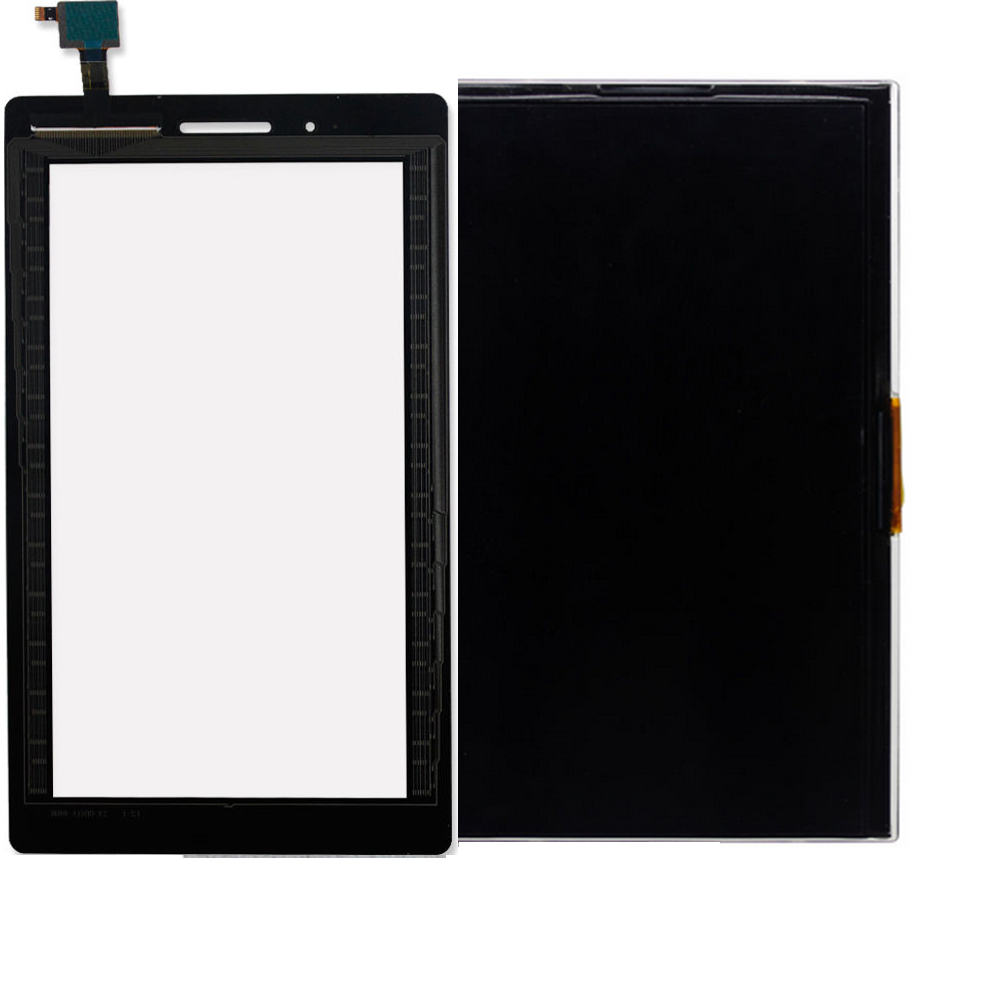 7'' LCD Display+Touch Screen Digitizer Glass Replacement Parts For Lenovo Tab 3 7.0 710 essential tab3 710F Free Shipping high quality 5 3 for lenovo s898 s898t lcd display touch screen digitizer assembly replacement tools free shipping