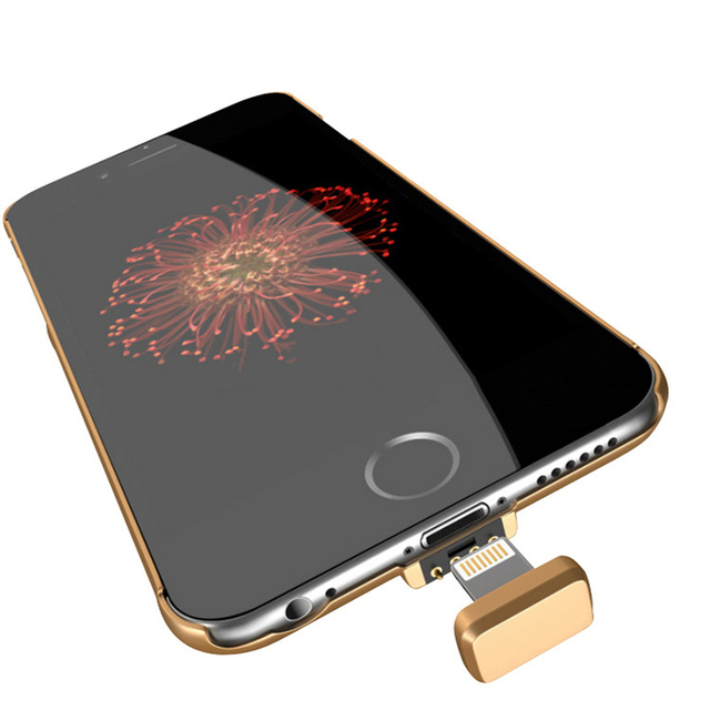 External Battery Portable Charger Power Bank Cover Case For iphone 7 plus iphone 6 6s Backup Charger Power Bank Battery case