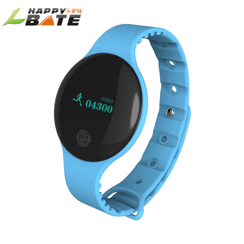 H8 Bluetooth 4 Smart Wristband Sport Bracelet Band with Pedometer Step Calories Count Intelligent Sleep Monitor