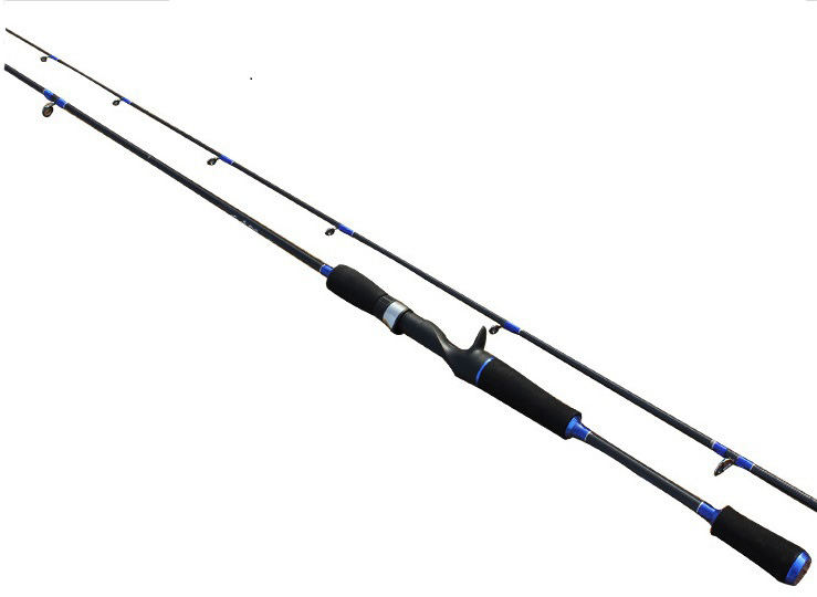купить 150g Ultra-light Bait Casting Fishing Rod High Quality Carbon Spinning Fishing Rod River Lake Lure Rods Fishing Tackles FT0022 недорого
