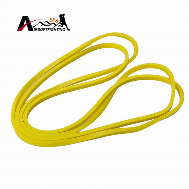 Fitness Resistance band | Natural Latex Pull Up Body Building Band