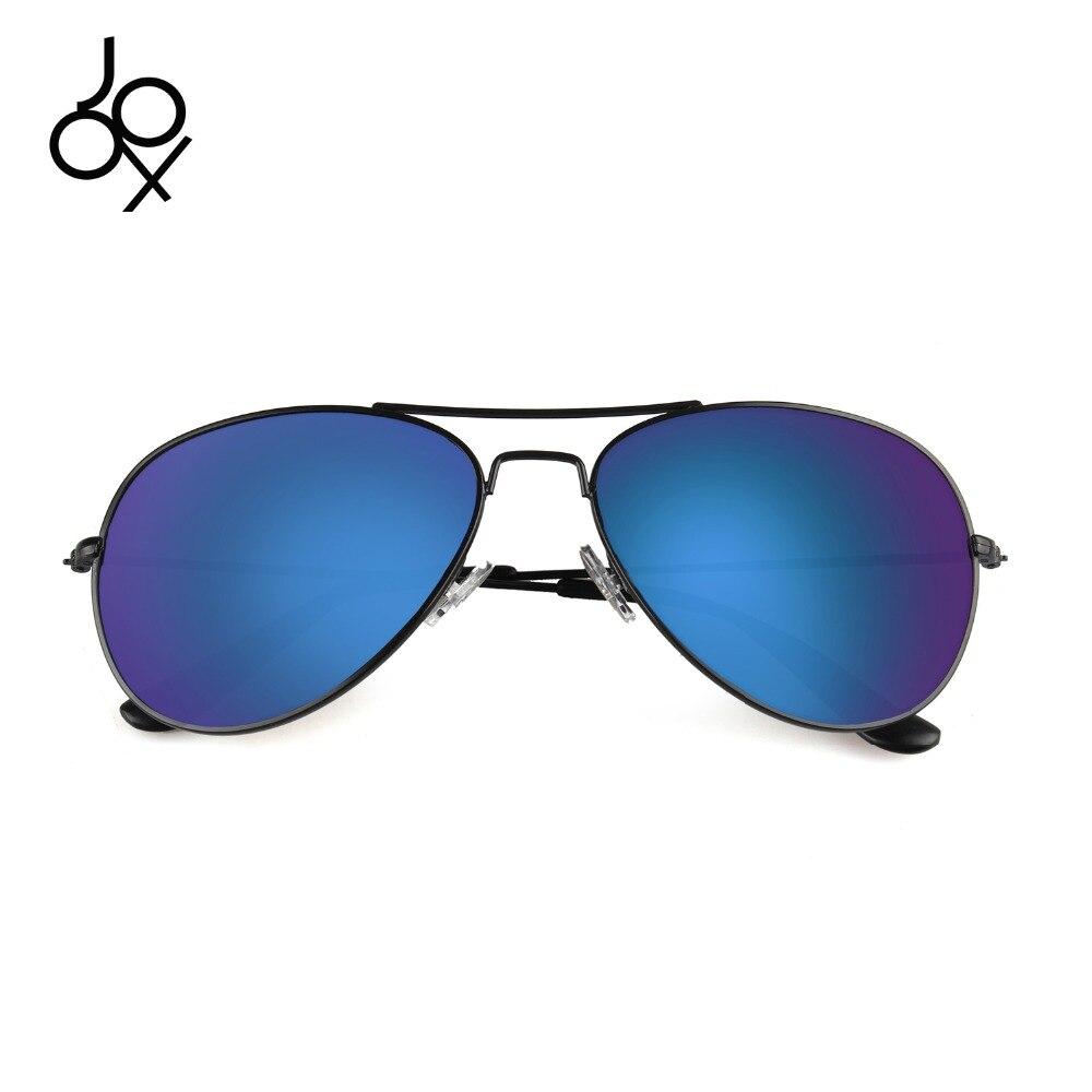 3526413d04 Comprar Vintage piloto polarizado gafas de sol hombres negro Marco de  espejo azul gafas de sol Retro de conducción gafas de sol UV400 lentes de  sol de mujer ...