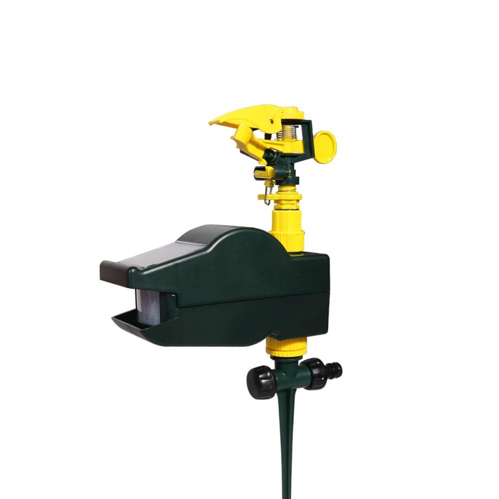 Graden Eco-friendly Jet Spray Animal Repeller  Bird,Dog ,Cat  Repellent  Solar Motion Activated Powerful Garden