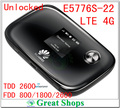 Unlocked Huawei E5776S-22 LTE 4G wifi router mifi mobile Hotspot pk E5776s-32 E5776 E5776s-922 E5776s-601