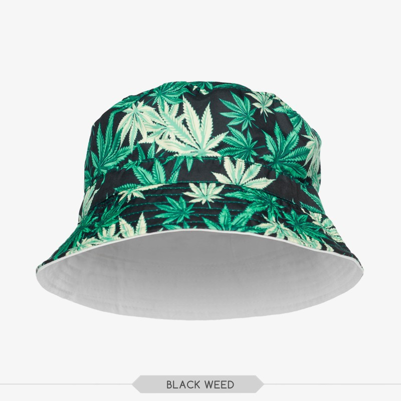 2015 Designer Black Bucket Hats Men s Galaxy Weed Bucket Hats basin of  maple leaf design cotton padded cap pineapple bucket hats-in Bucket Hats  from Apparel ... d5e4a7bc9aa