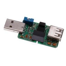 цена 2019 New USB Isolator 1500v Isolator ADUM4160 USB To USB ADUM4160/ADUM3160 Module