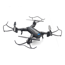 A6W Foldable RC Drone Wide-Angle HD Camera 2.4GHz 30W Wi-Fi FPV Altitude Hold One Key Take-off / Landing RC Toys Quadcopter