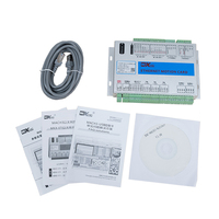 MK4 ET XHC 3 Axis cnc controller board ethernet Mach3 WIFI cnc motion controller card 2000KHZ