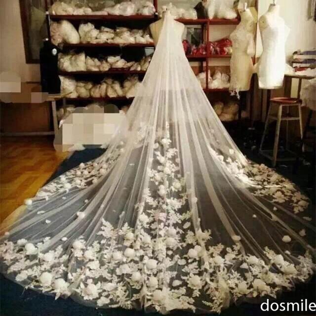 Designer Veils On Sale