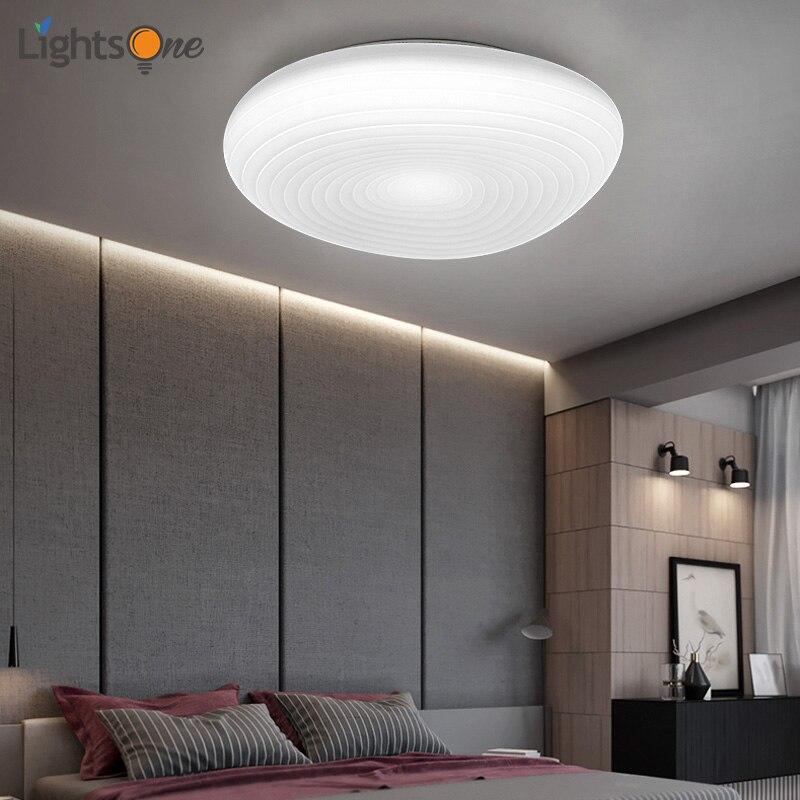 Einfache moderne mode wohnzimmer decke licht kreative wohnzimmer esszimmer warme und morsch LED decke lampe