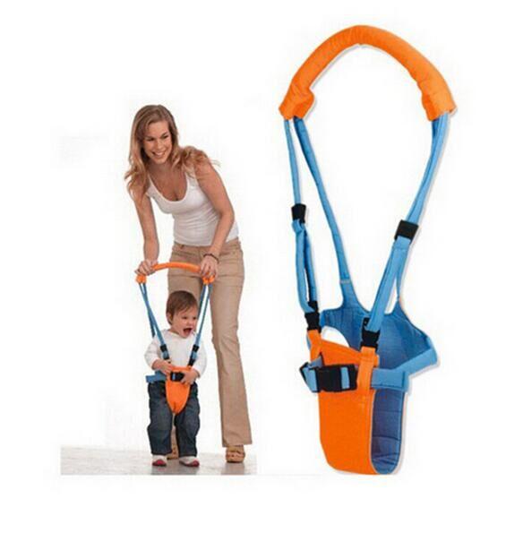Baby Safe Infant Walking Belt Kid Keeper Walking Learning Assistant Toddler Adjustable Strap Harness baby product #56