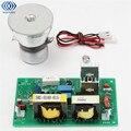 100 Вт 28 кГц датчик ультразвукового очистителя очиститель высокой производительности + плата драйвера питания 220VAC Ультразвуковой очистител...