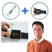 COZING medical Cold laser therapy device for hyperviscosity and hypertension reduce home care