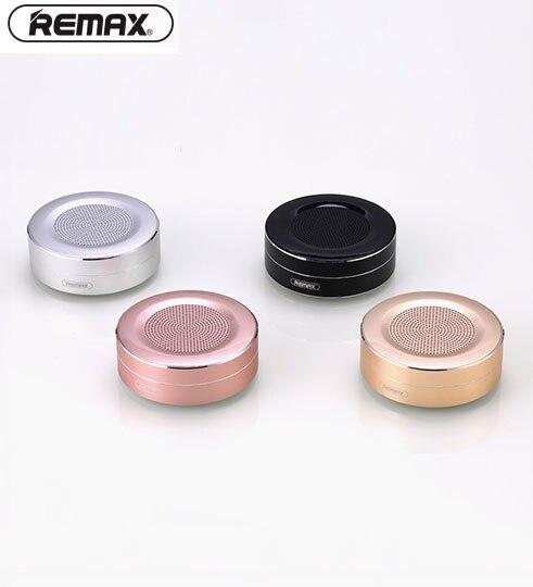 REMAX M13 metallist traadita Bluetoothi mini kõlari tugi - Kaasaskantav audio ja video - Foto 2