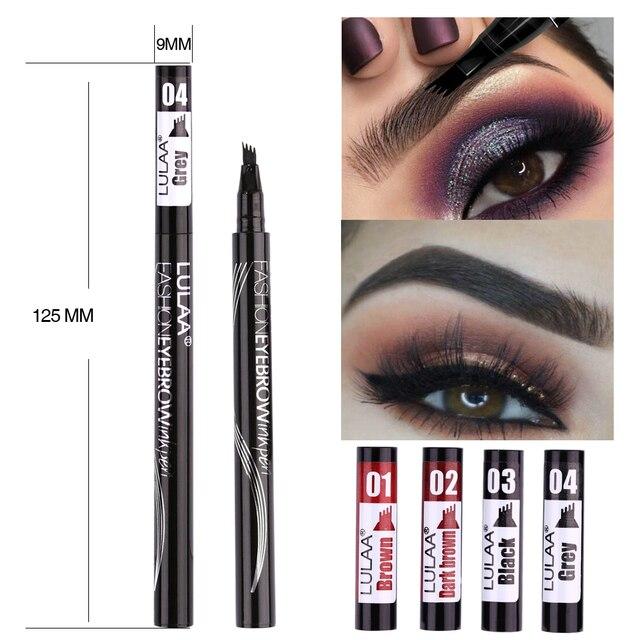 4 Heads Eyebrow Pencils  4