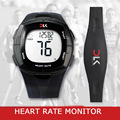 ISPORT Marca Relojes Monitor de Frecuencia Cardiaca Inalámbrico Pectoral Calorie Counter Reloj Deportivo Para Bicicleta Ciclismo Relojes