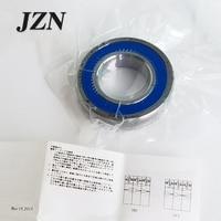 Free Shipping High precision angular contact bearing engraving machine bearing a single free 7000 701 7002 7003 7004 7005 2RZ P4|Bearings|   -