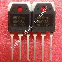 Бесплатная доставка 10 шт. BUV48 BUV48A ST TO-3P импульсный источник транзистор 100% новый оригинальный