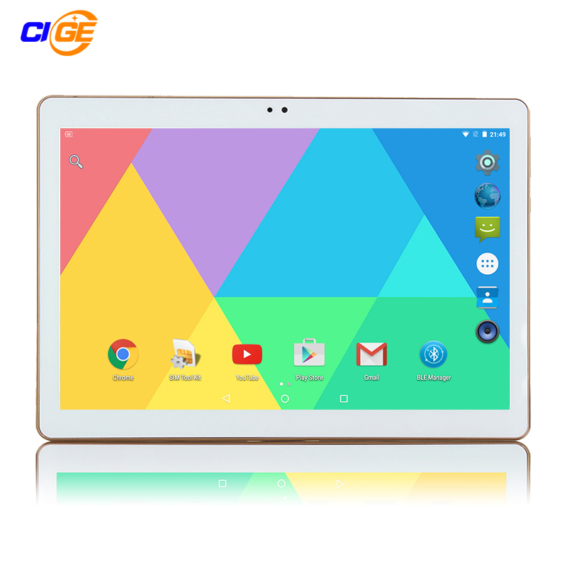 New CIGE A5510 pad Smart android 5 1tablet 10 1 inch Tablet pcs phone call the