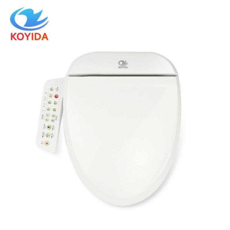 Koyida Electric Heating Smart Bidet Cover Toilet Seat Led