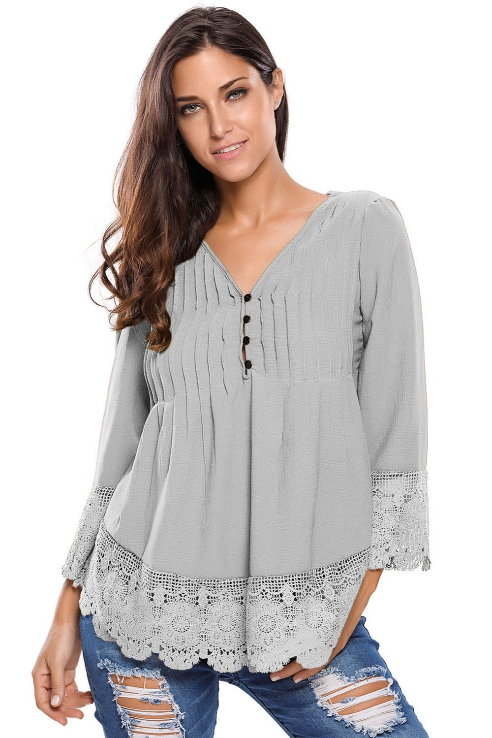 Online buy wholesale victorian blouse from china victorian for Where to buy womens button up shirts