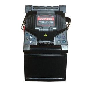 Image 1 - DVP 760 Multi language Fiber Optic Splicing Machine Optical Fusion Splicer