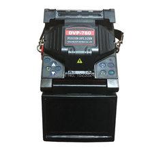 DVP 760 متعدد اللغات الألياف البصرية الربط آلة البصرية الانصهار جهاز الربط