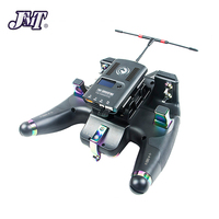 JMT Flysky FS NV14 2.4G 14CH Nirvana RC Transmitter Remote Controller with iA8X + X8B Dual Receiver 3.5 Inch Display Open Source