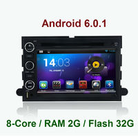 Quad Core Android 5 1 1 CAR Radio DVD GPS PLAYER For Ford Mustang 2005 2009