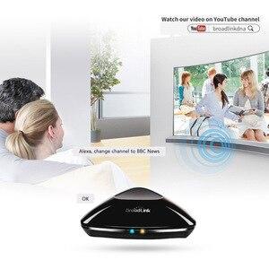 Image 5 - Télécommande intelligente Broadlink RM PRO + RM33 contrôleur de Hub domotique intelligent WiFi + IR + RF commutateur pour téléphone Android IOS