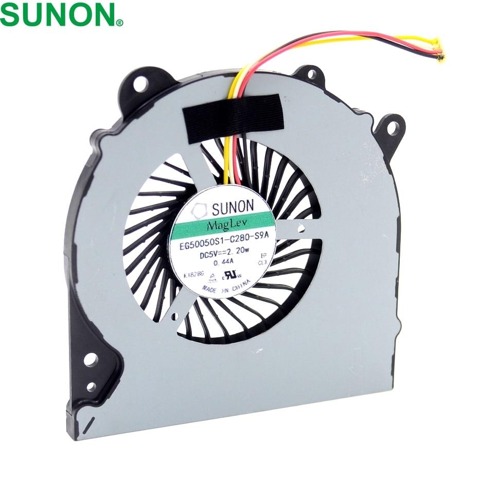 Free shipping original EG50050S1-C280-S9A CPU fan FOR Lenovo IdeaCentre Flex 20 CPU FAN SUNON free s