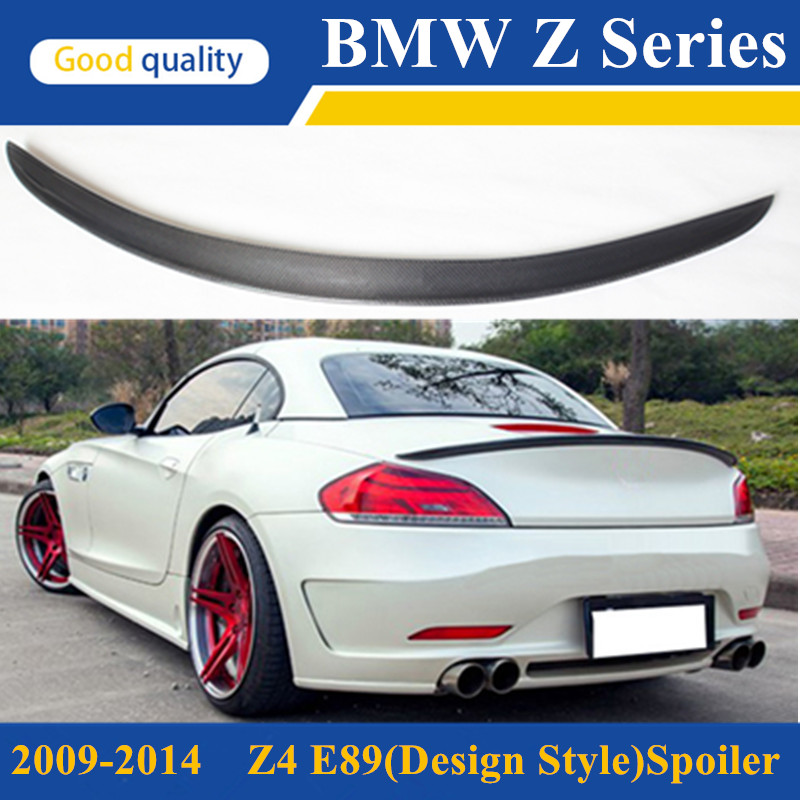 2009 Bmw Z4 Convertible: Carbon Fiber Z4 E89 Coupe Convertible Design Spoiler Rear