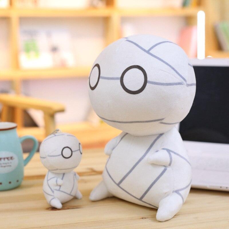1Pc 12-32Cm New Anime Stuffed How To Keep A Mummy Dolls Plush Toy Pendant Gift Kawaii Big Eyes Mini Mummy Plush Keychain Toy