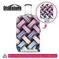 Dispalang mala elástica capa de chuva de poeira à prova d' água bagagem tampas de proteção para 20 22 24 26 28 30 polegada do trole caso protetor