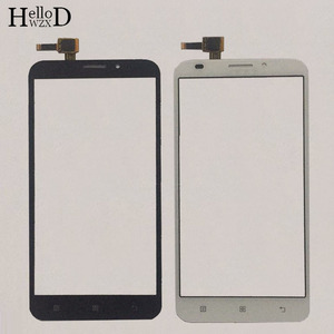 Image 2 - Mobile Touch Screen Panel Sensor For Lenovo A916 A 916 Touch Screen Front Glass Digitizer Panel Replacement Parts Protector Film
