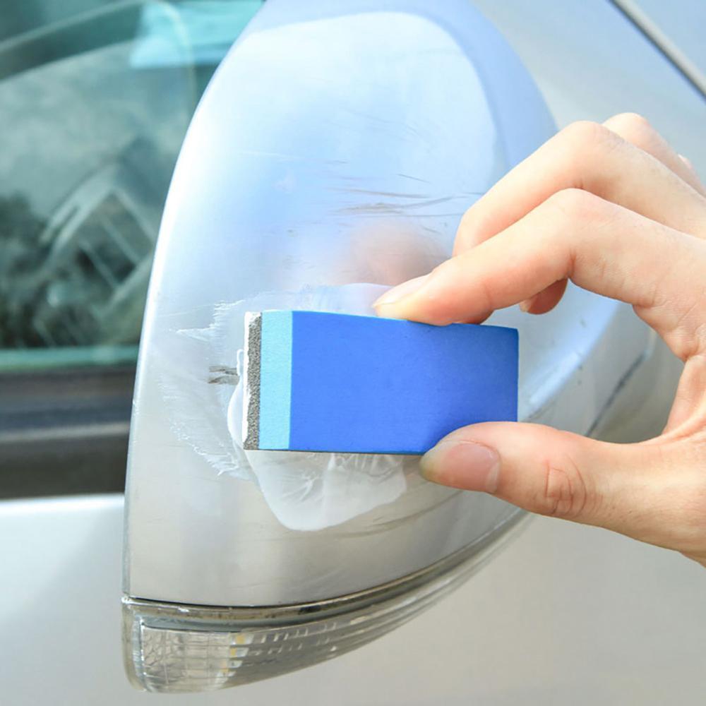 Car Body Compound Wax Paint Paste Set Scratch Paint Care Auto Polishing Grinding Premium Car Scratch Removal Kit