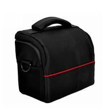 Nylon Camera Bag Cover DSLR Shoulder Case For Canon EOS 1100D 700D 650D 600D 550D Nikon camera