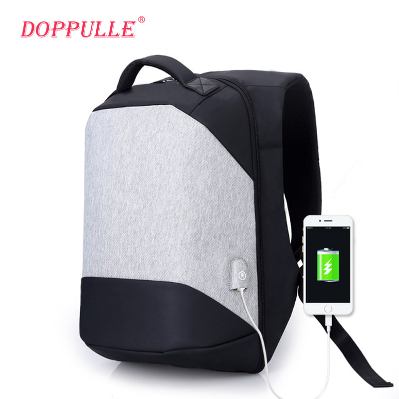 ca40951da81a Best buy Multifunction USB charging Men 15.6inch Laptop Backpacks For Teenager  Fashion Male Mochila Leisure Travel backpack anti thief online cheap