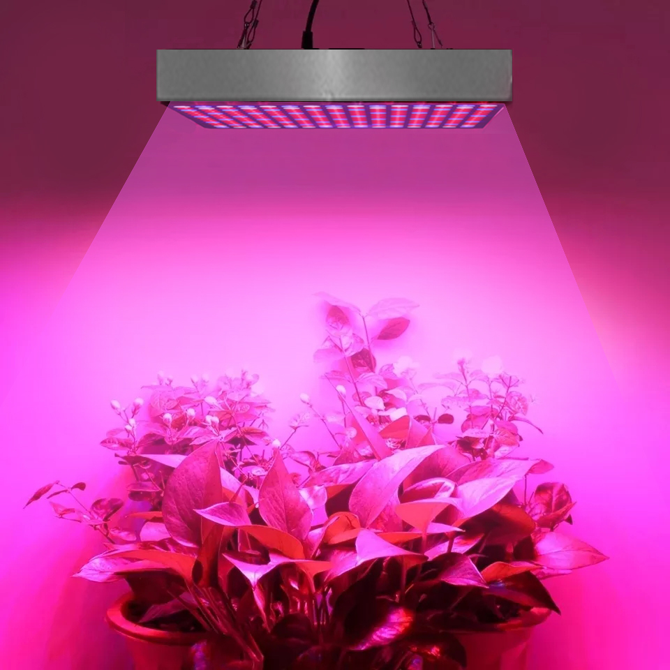 Fitolamp 45W Grow Light Lamp For Plants Fito LED Grow Tent Light Full Spectrum Grow Box Indoor Plant Growth Lights Growing Lamps