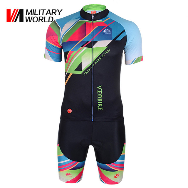 new style 554c5 9eeff US $64.29 |Man Women Breathable Racing Cycling Jersey Sets Summer Mountain  Road Bicycle Shorts Shirts Clothing Sportwear Bike Clothes ! -in Cycling ...