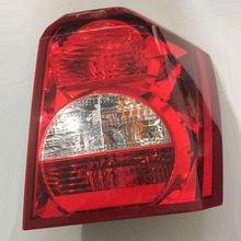 цена на Taillights tail rear lamps brake turn signal lights Assembly for dodge caliber external Replacement Parts 2008 2009 2010 2011